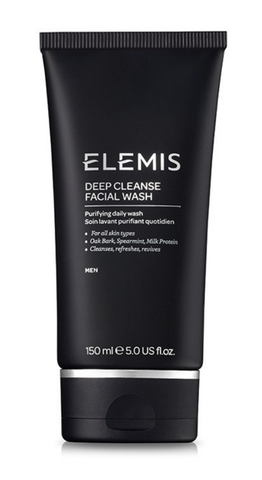 Elemis Men's Deep Cleanse Facial Wash 150ml