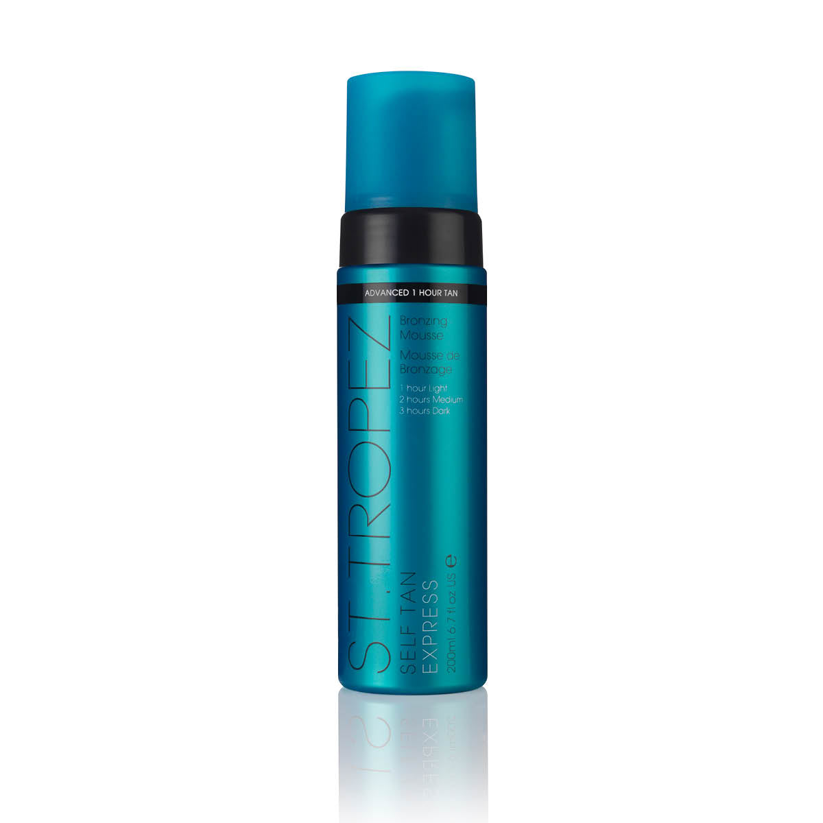 St. Tropez Self Tan Express Bronzing Mousse 200ml