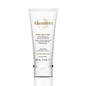 Alumier MD Sheer Hydrating SPF 40 Untinted