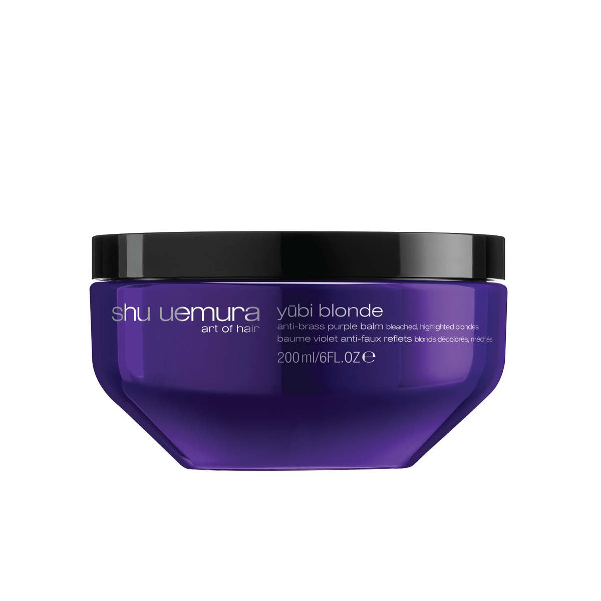 Shu Uemura Yūbi Blonde Anti-brass Purple Mask