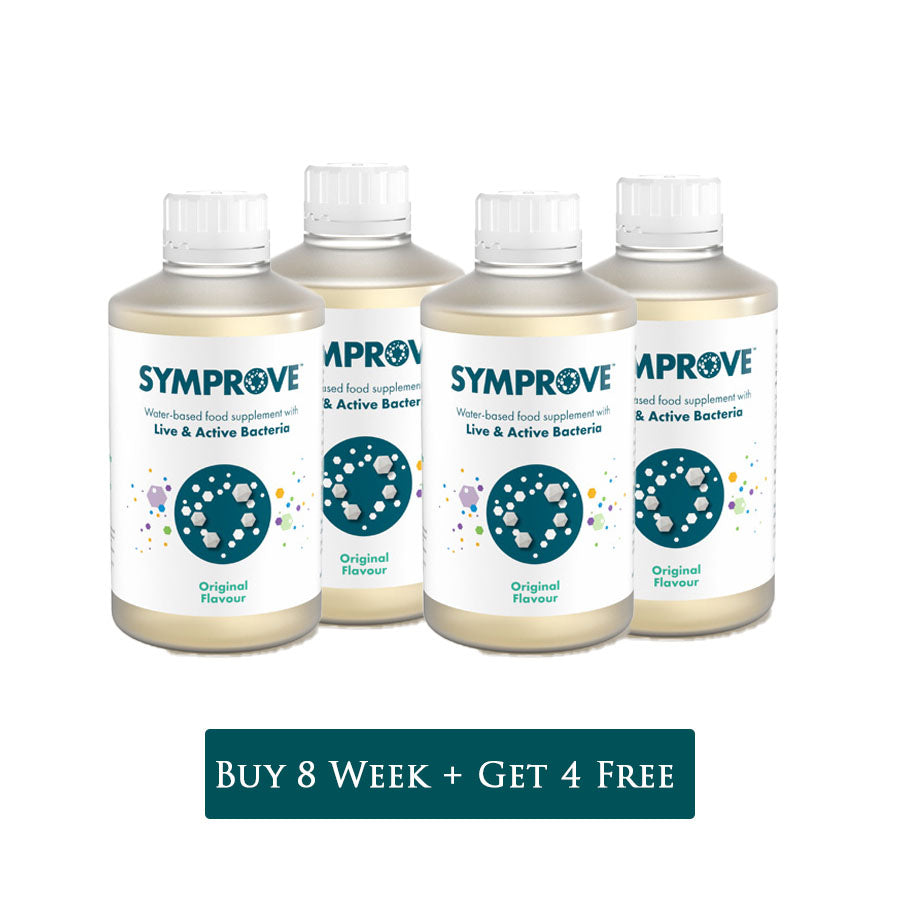 Symprove 12/8 Week Supply Original 4 Weeks Free
