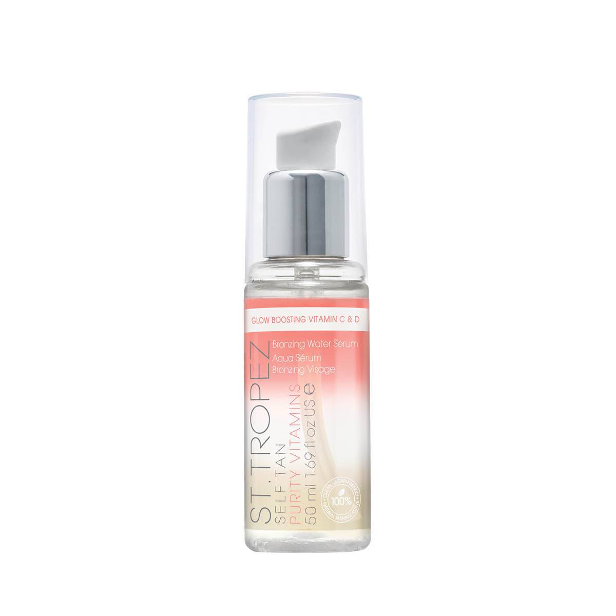 St. Tropez Purity Vitamins Bronzing Face Serum
