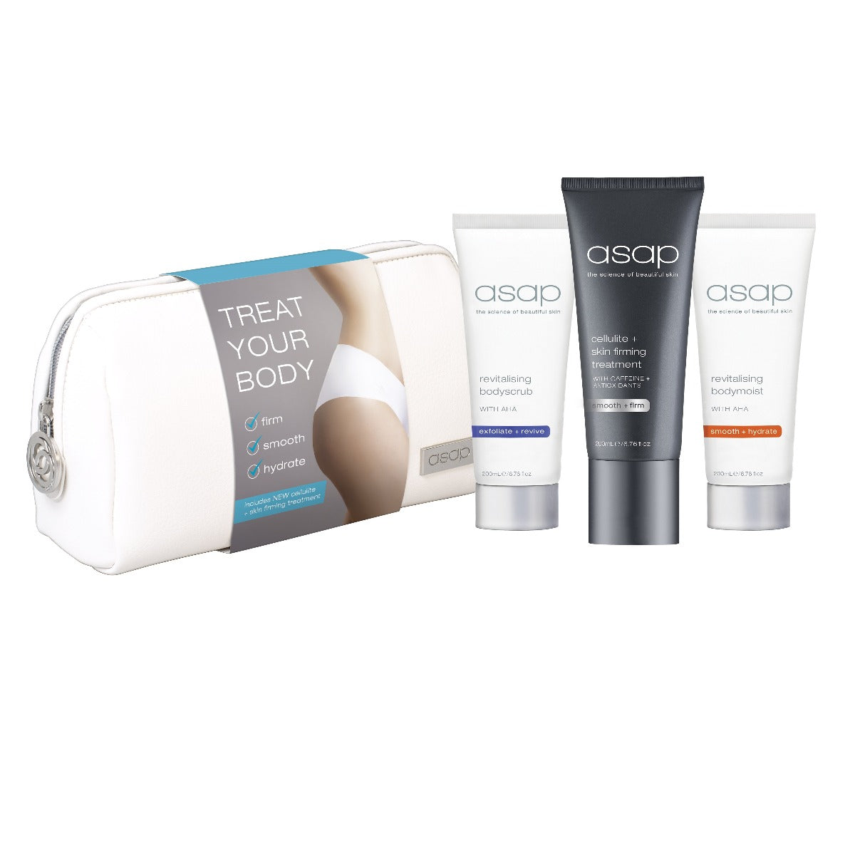 ASAP Treat Your Body Gift Set