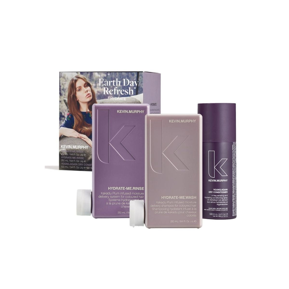 Kevin Murphy Earth Day Refresh Hydrate Bundle