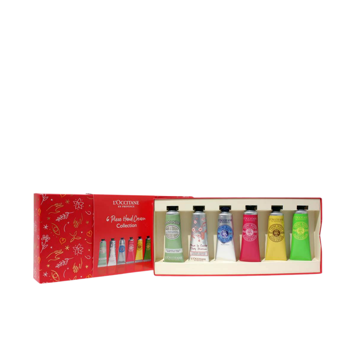 L'Occitane 6-Piece Hand Cream Set