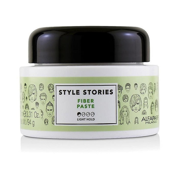 Alfaparf Semi Di Lino Style Stories Fiber Paste
