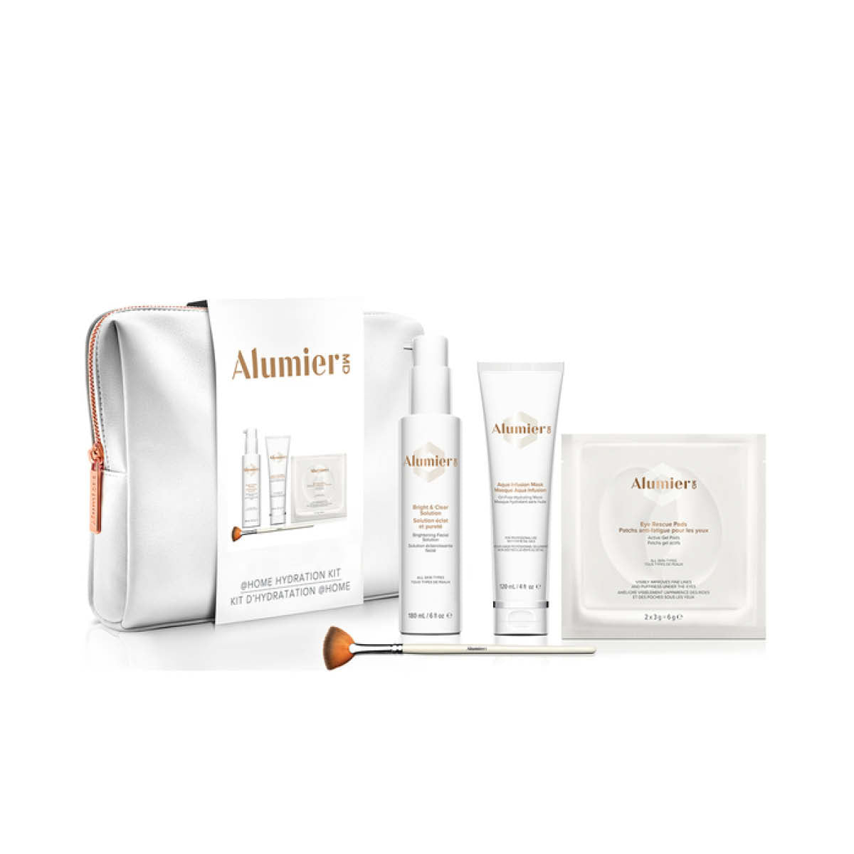 Alumier MD At Home Hydration Kit