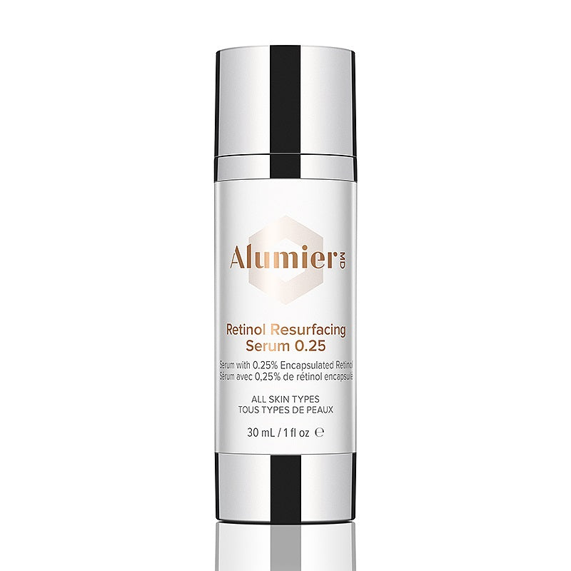 Alumier MD Retinol Resurfacing Serum 0.25