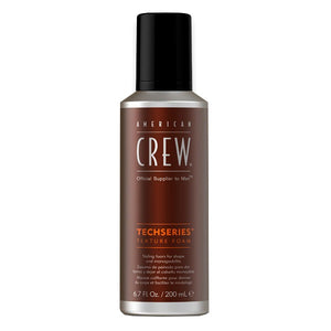 American Crew Tech Series Texture Foam