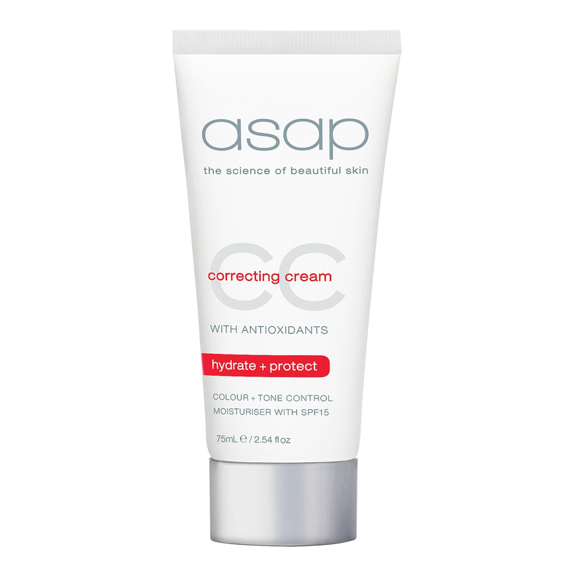 ASAP CC Correcting Cream SPF15
