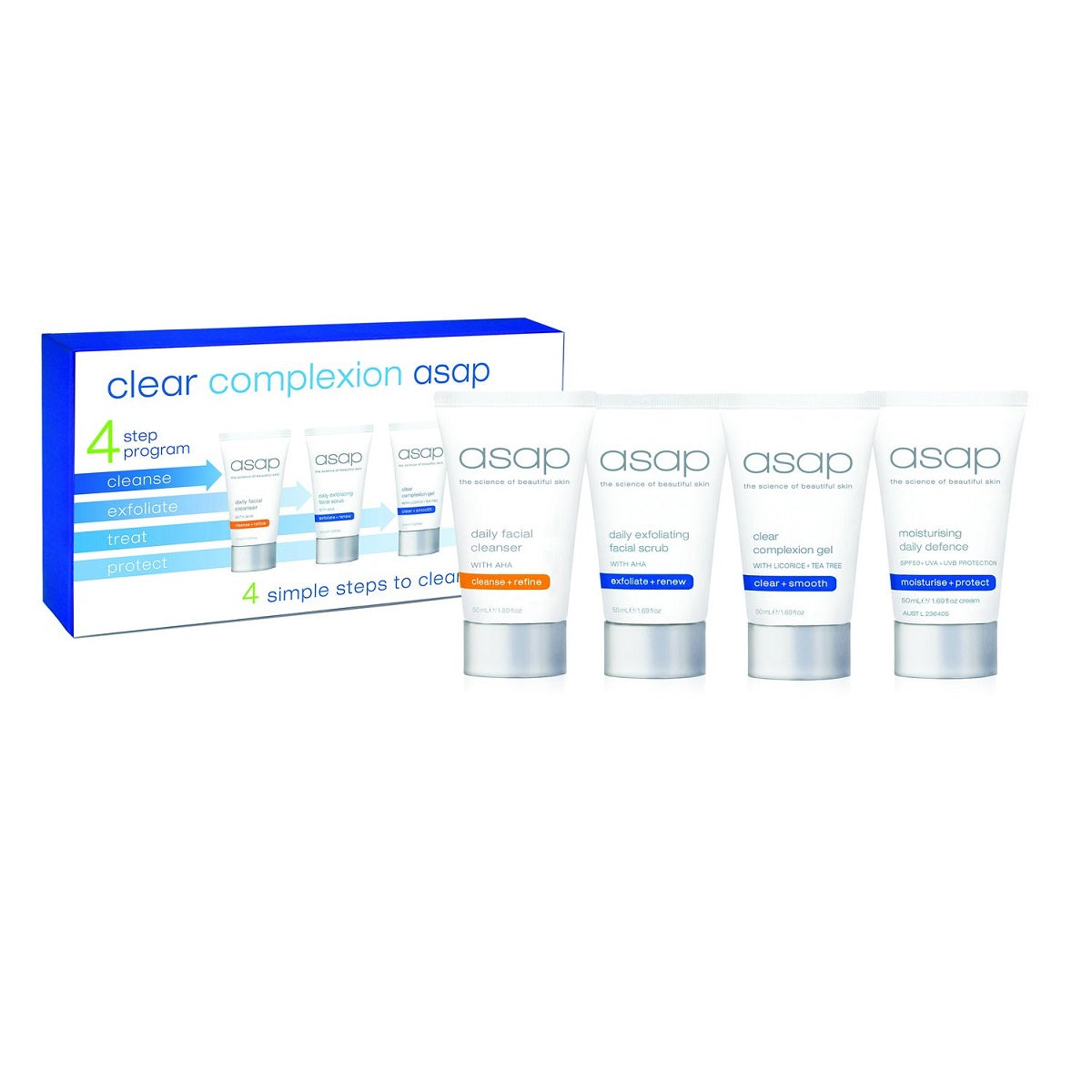 ASAP Clear Complexion Gift Set