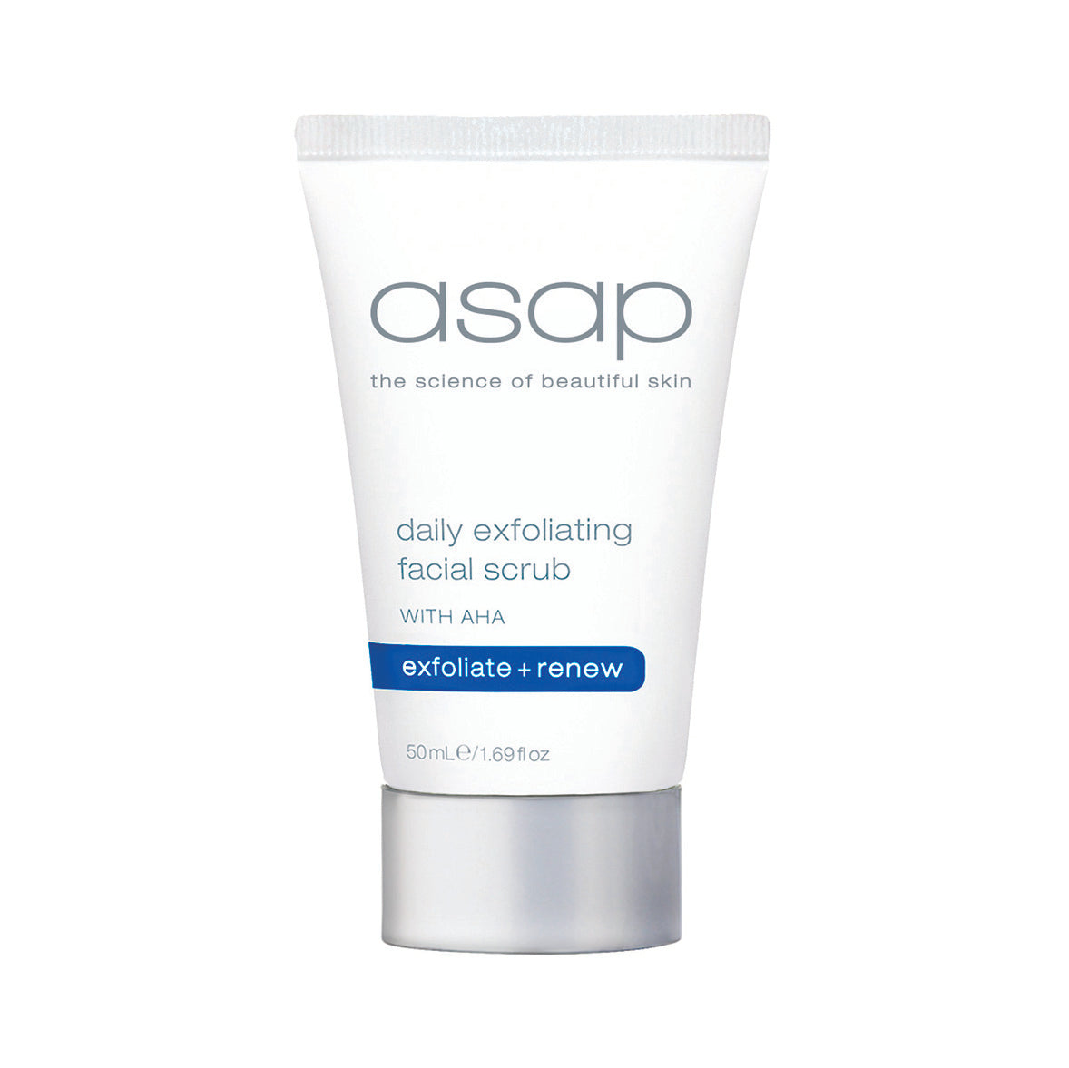 ASAP Daily Exfoliating Facial Scrub Travel Size