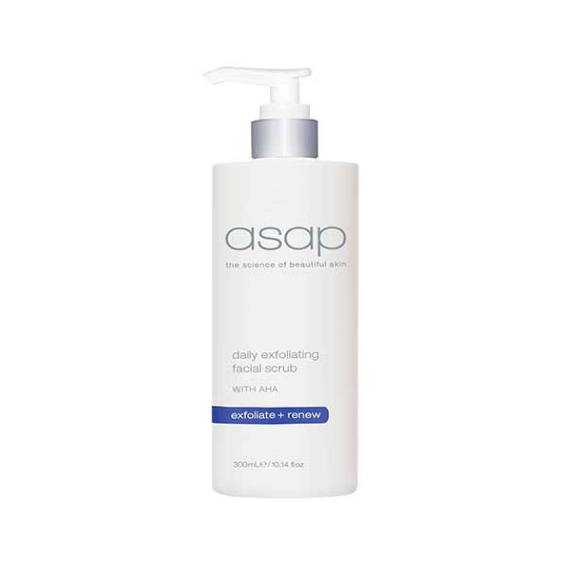 ASAP Daily Exfoliating Facial Scrub 300ml