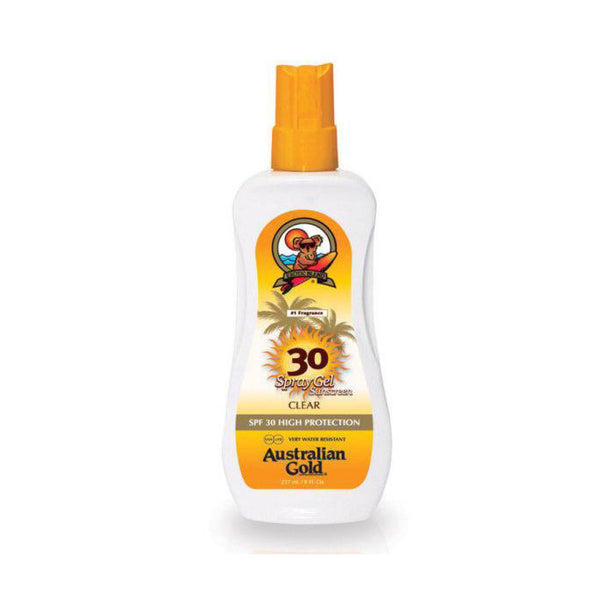 Australian Gold SPF30 Spray Gel Sunscreen