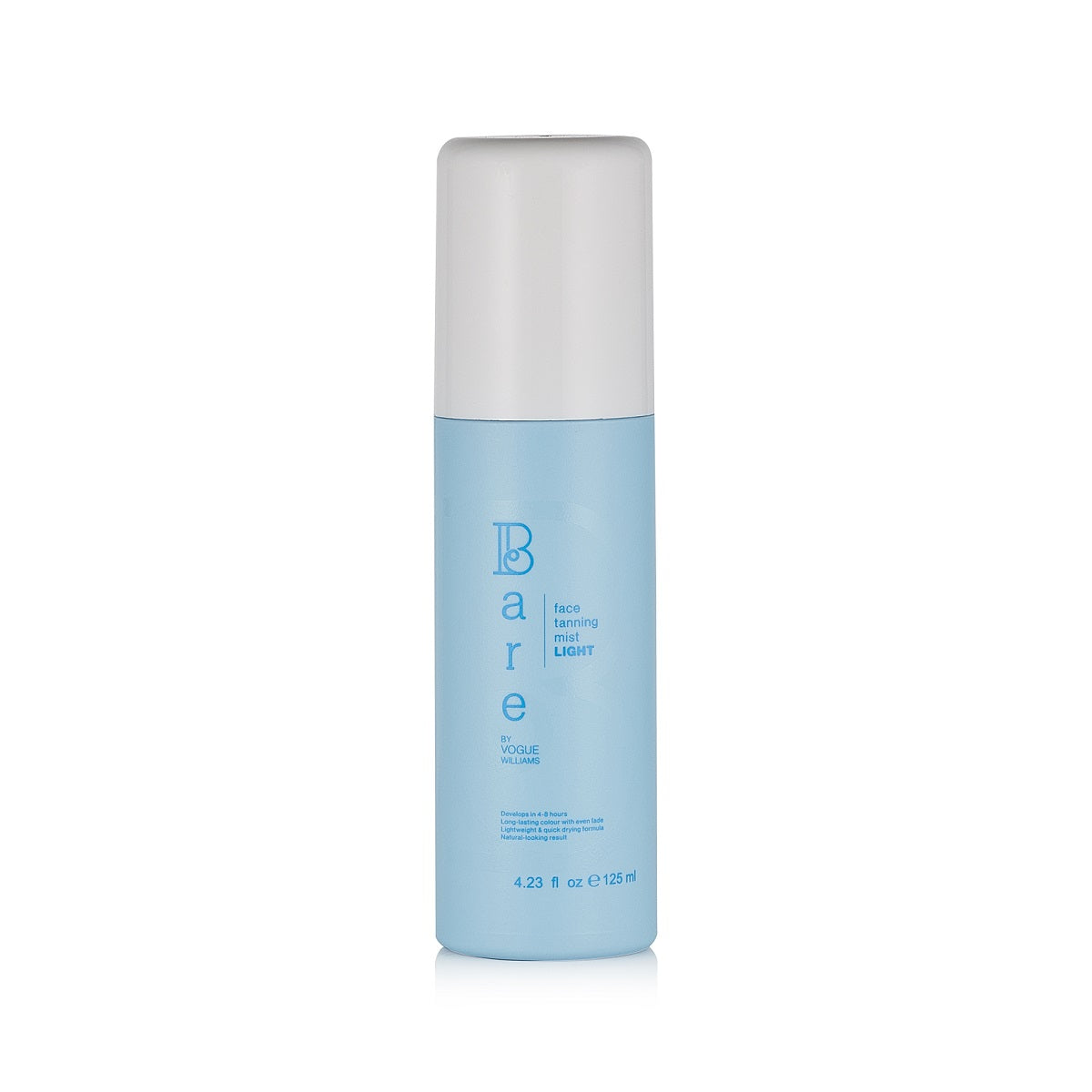 Bare By Vogue Face Tanning Mist Light with FREE Tanning Mitt