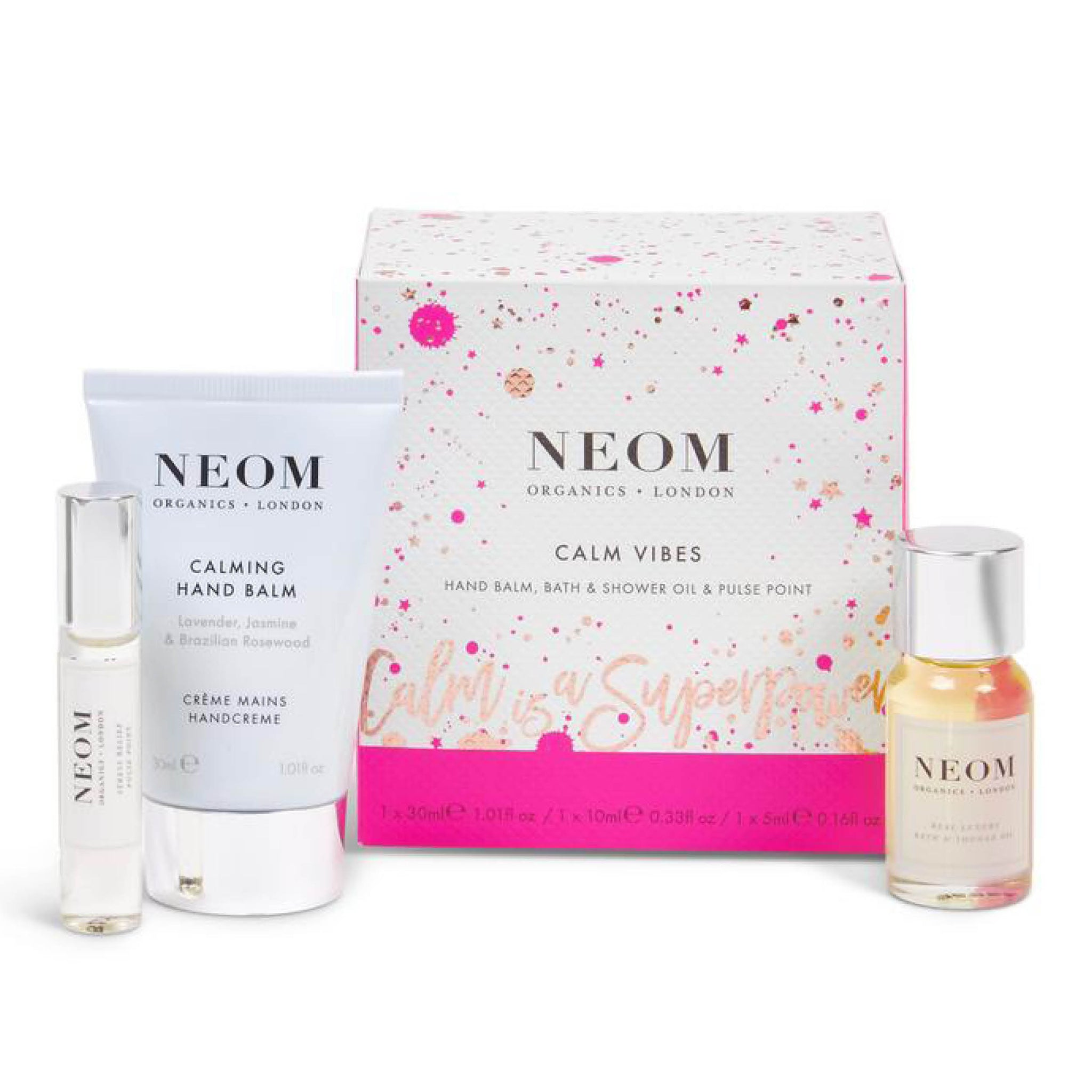 Neom Calm Vibes Gift Sets