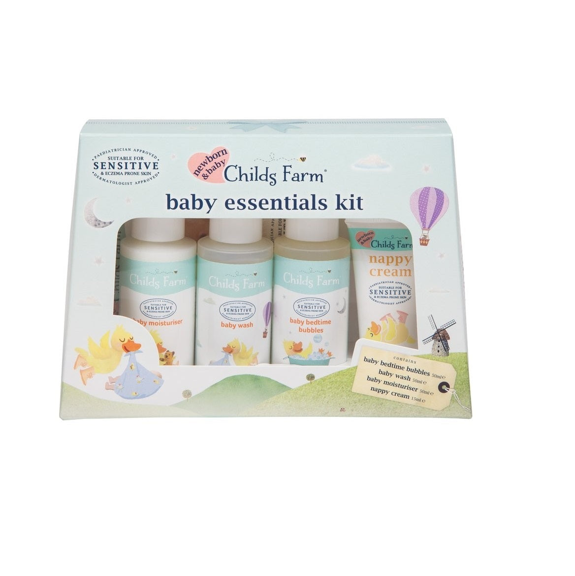 Childs Farm Baby Essentials Gift Set