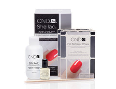 CND Offly Fast Shellac Removal Kit