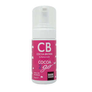 Cocoa Brown 1 Hour Tan Mousse Dark 95ml Travel Size