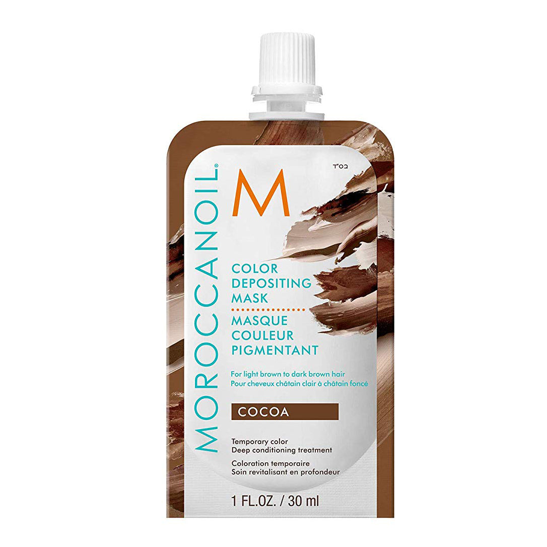Moroccanoil Color Depositing Mask Sachet Cocoa
