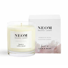 Neom Complete Bliss Scented Candle 1 wick