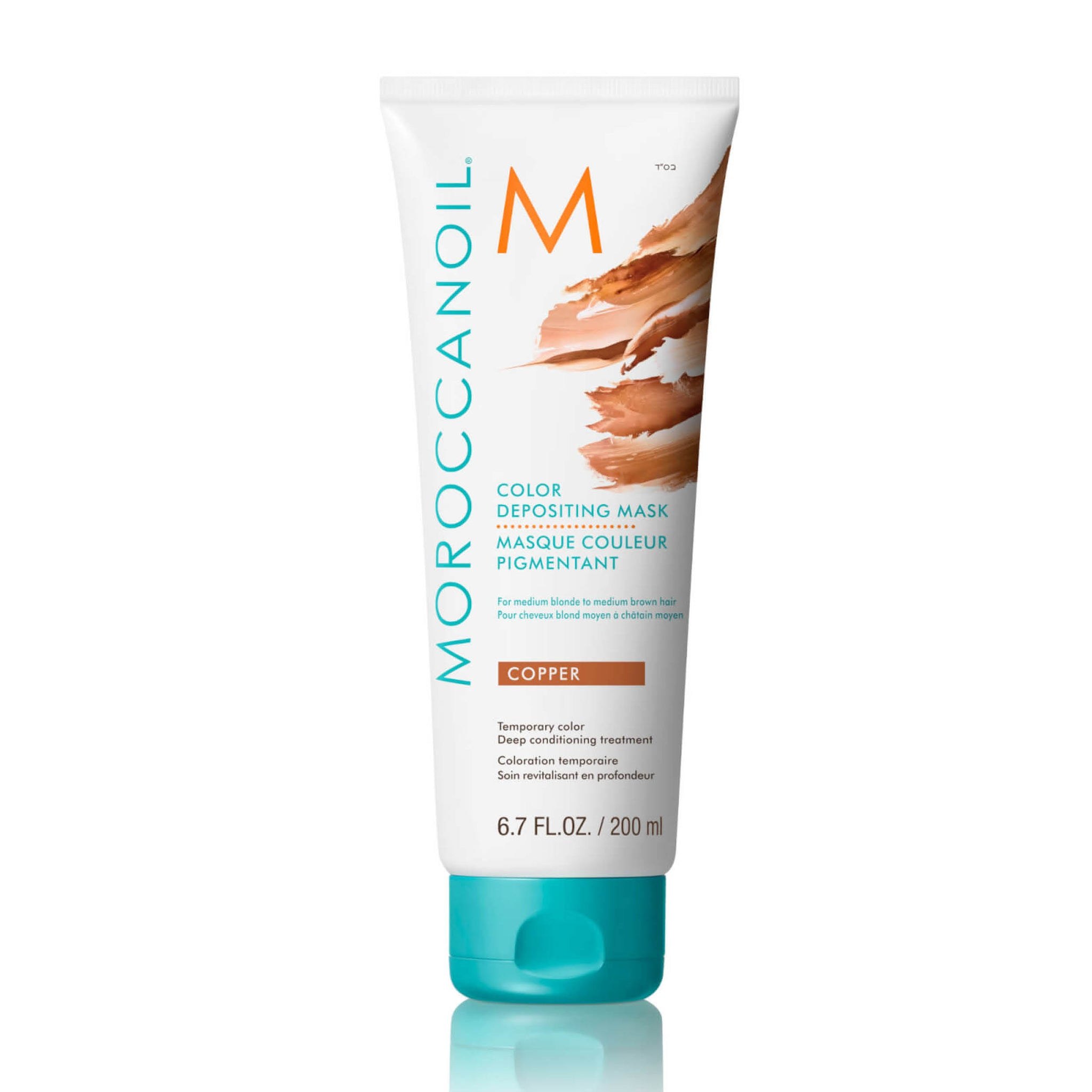 Moroccanoil Color Depositing Mask in Copper