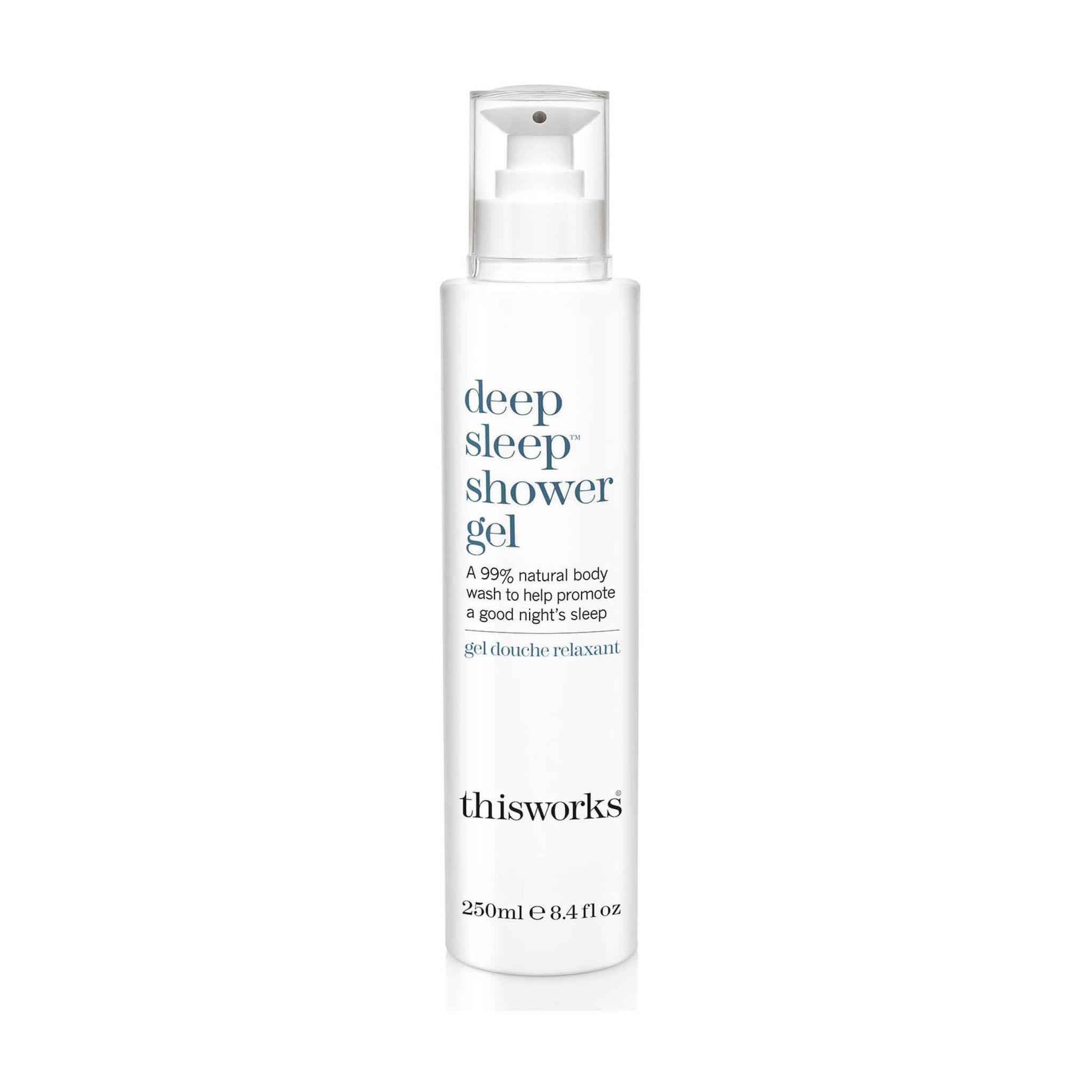 thisworks Deep Sleep Shower Gel 250ml
