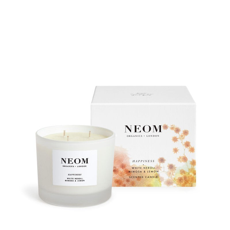 Neom Scent to Make You Happy Candle 3 Wick