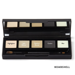 HD Brow Eye & Brow Palette - Bombshell