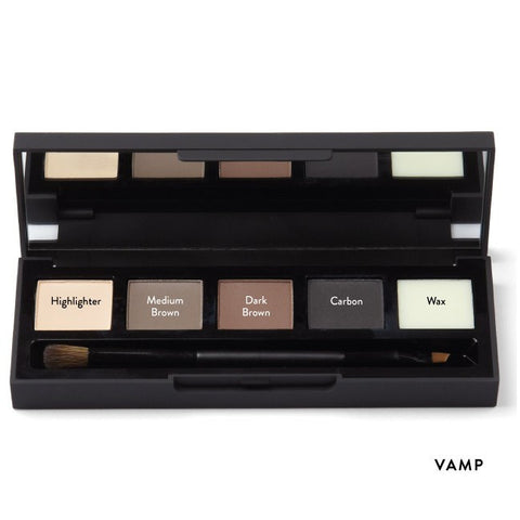 HD Brow Eye & Brow Palette - Vamp