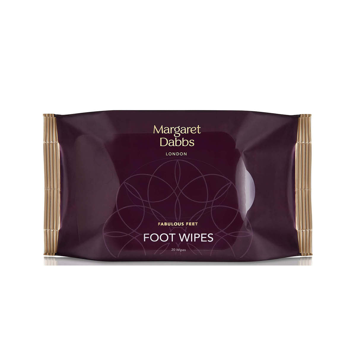 Margaret Dabbs Foot Cleansing Wipes 20-Pack