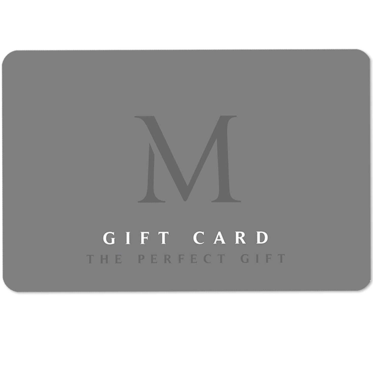 Gift Card - Digital Voucher