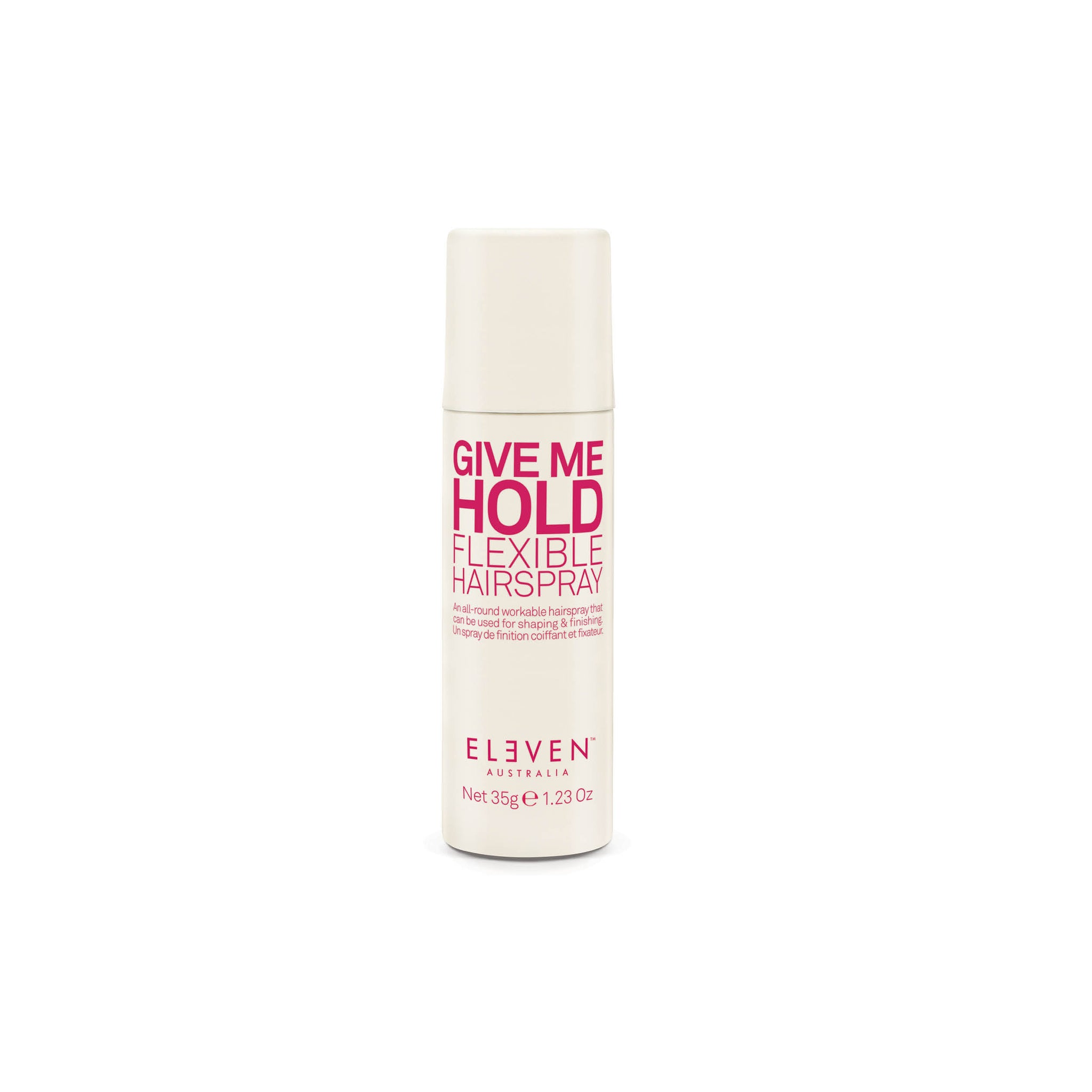 ELEVEN Give Me Hold Flexible Hairspray 35g