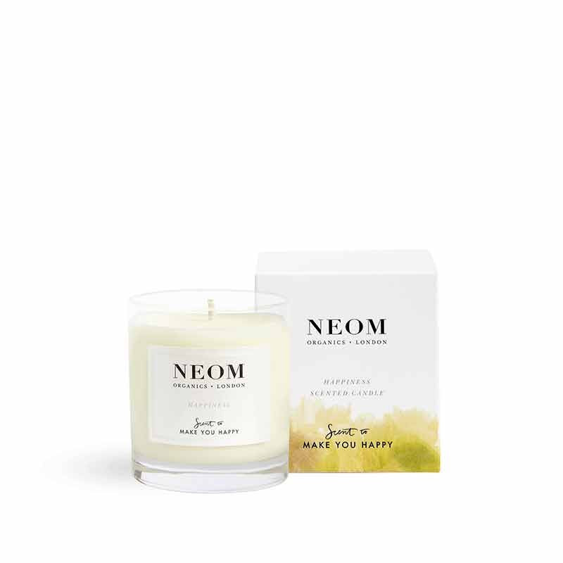 Neom Scent to Make You Happy Candle 1 Wick