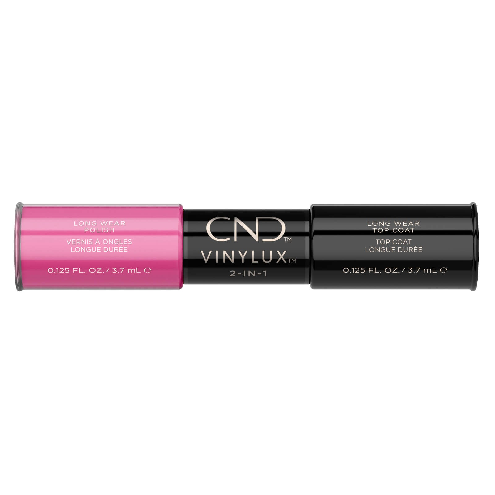 CND Vinylux 2 in 1 Hot Pop Pink
