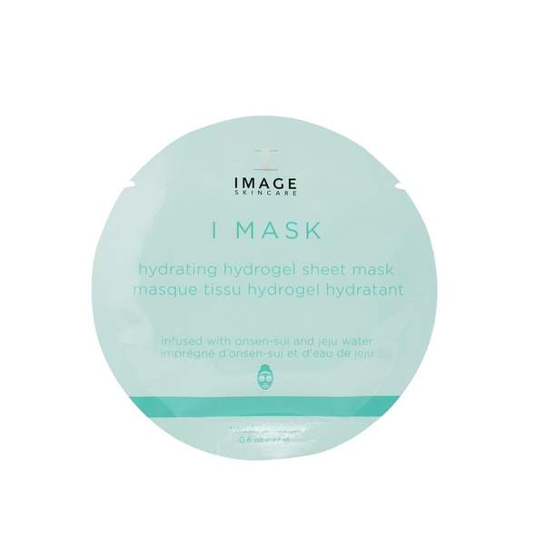 IMAGE I Mask Hydrating Hydrogel Sheet Mask Single Sheet Mask