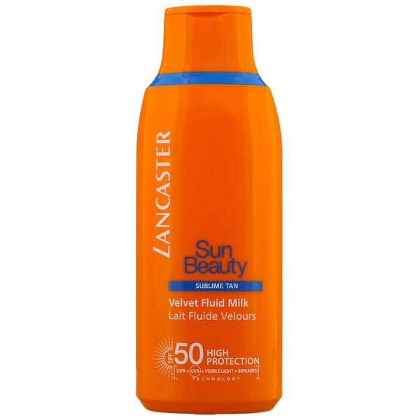 Lancaster Sun Beauty Velvet Fluid Milk SPF 50 Sunscreen 175ml