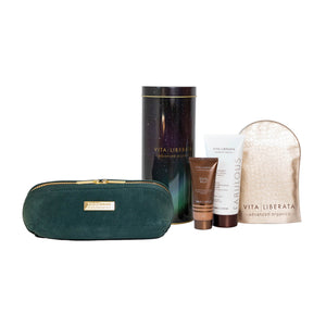 Vita Liberata Fabulous Tan & Glow Medium Lotion Gift Set
