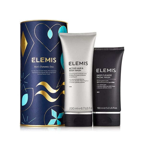 Elemis Men's Dynamic Duo Gift Set