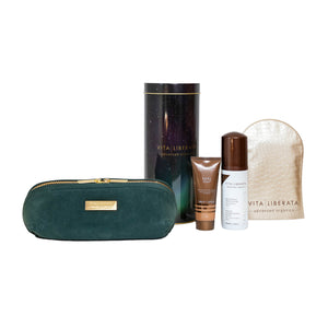 Vita Liberata Fabulous Tan & Glow Medium Mousse Gift Set