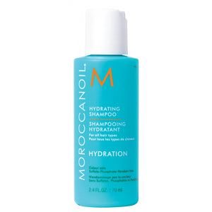 Moroccanoil Hydrating Shampoo 70ml Travel Size