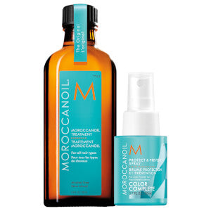 Moroccanoil Treatment Light with Free Protect & Prevent Spray