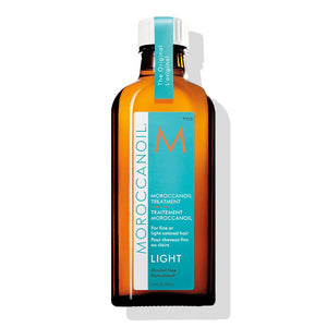 Moroccanoil Treatment Light 100mls with 25mls extra FREE