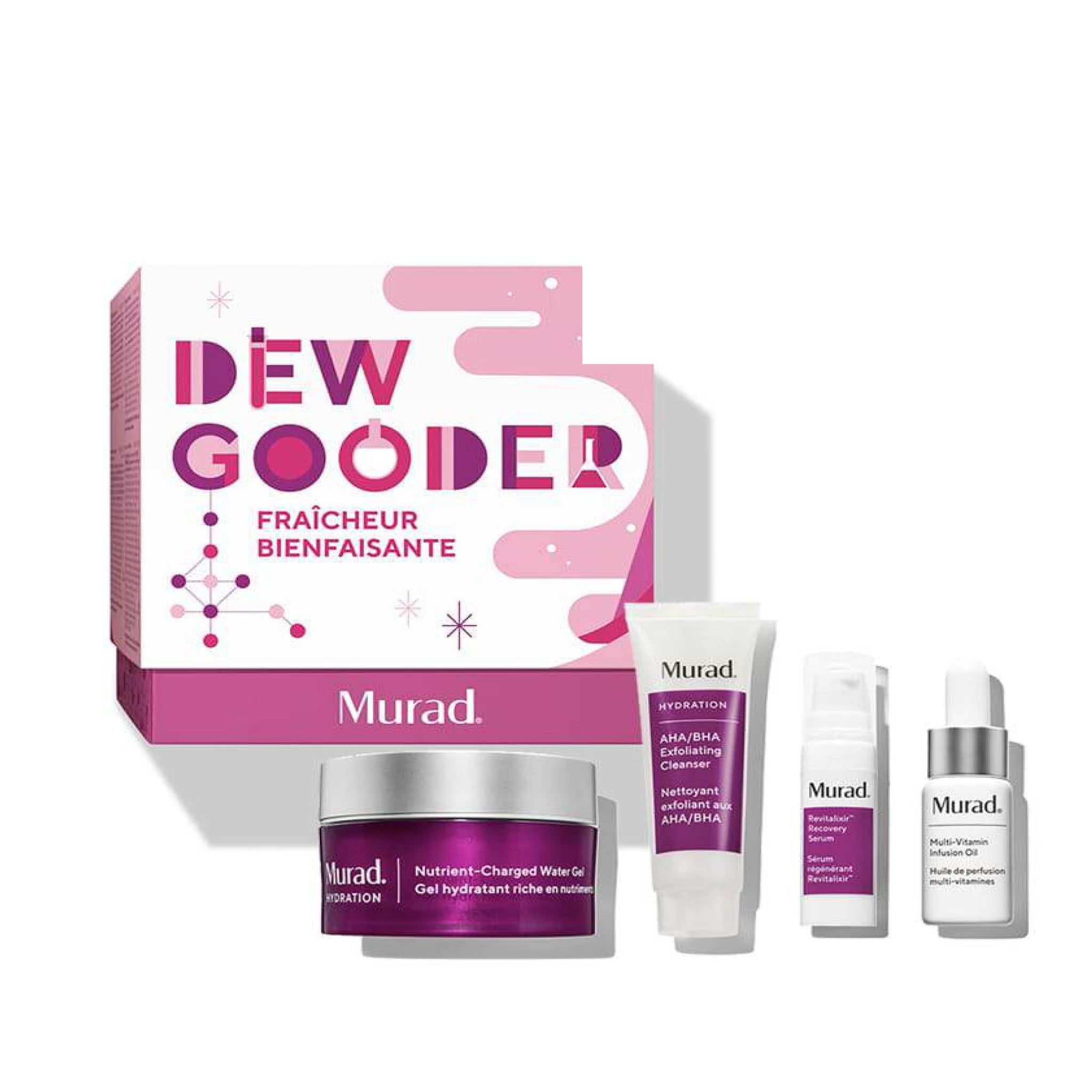 Murad Dew Gooder Gift Set