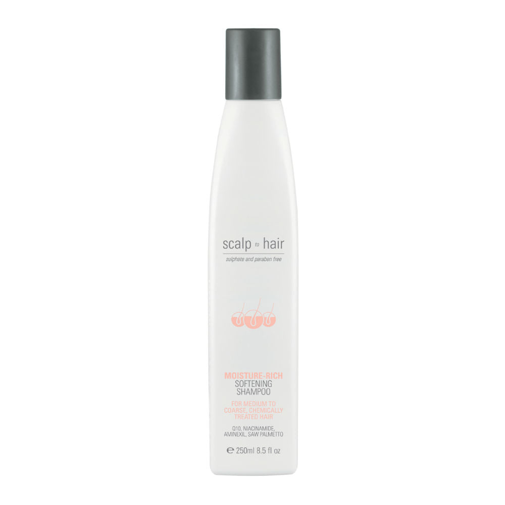 NAK Scalp to Hair Moisture Rich Softening Shampoo