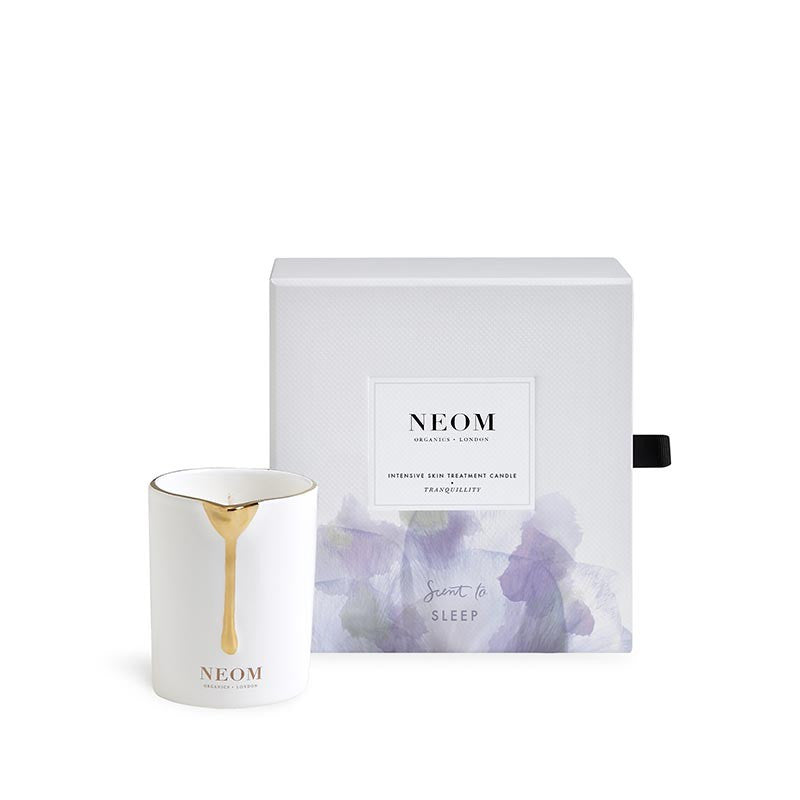 Neom Scent to Sleep Tranquility Intensive Skin Treatment Candle