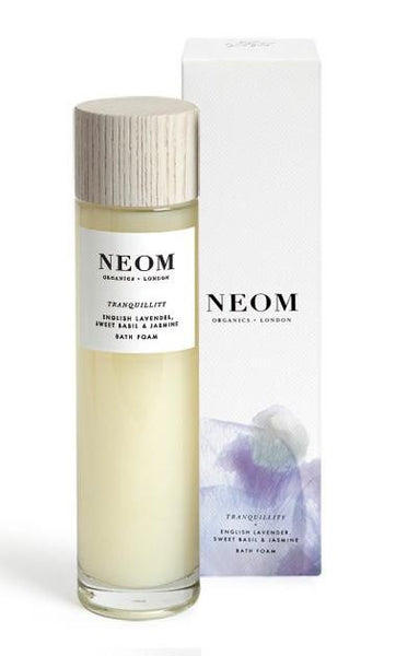 Neom Tranquility Bath Foam In Salon