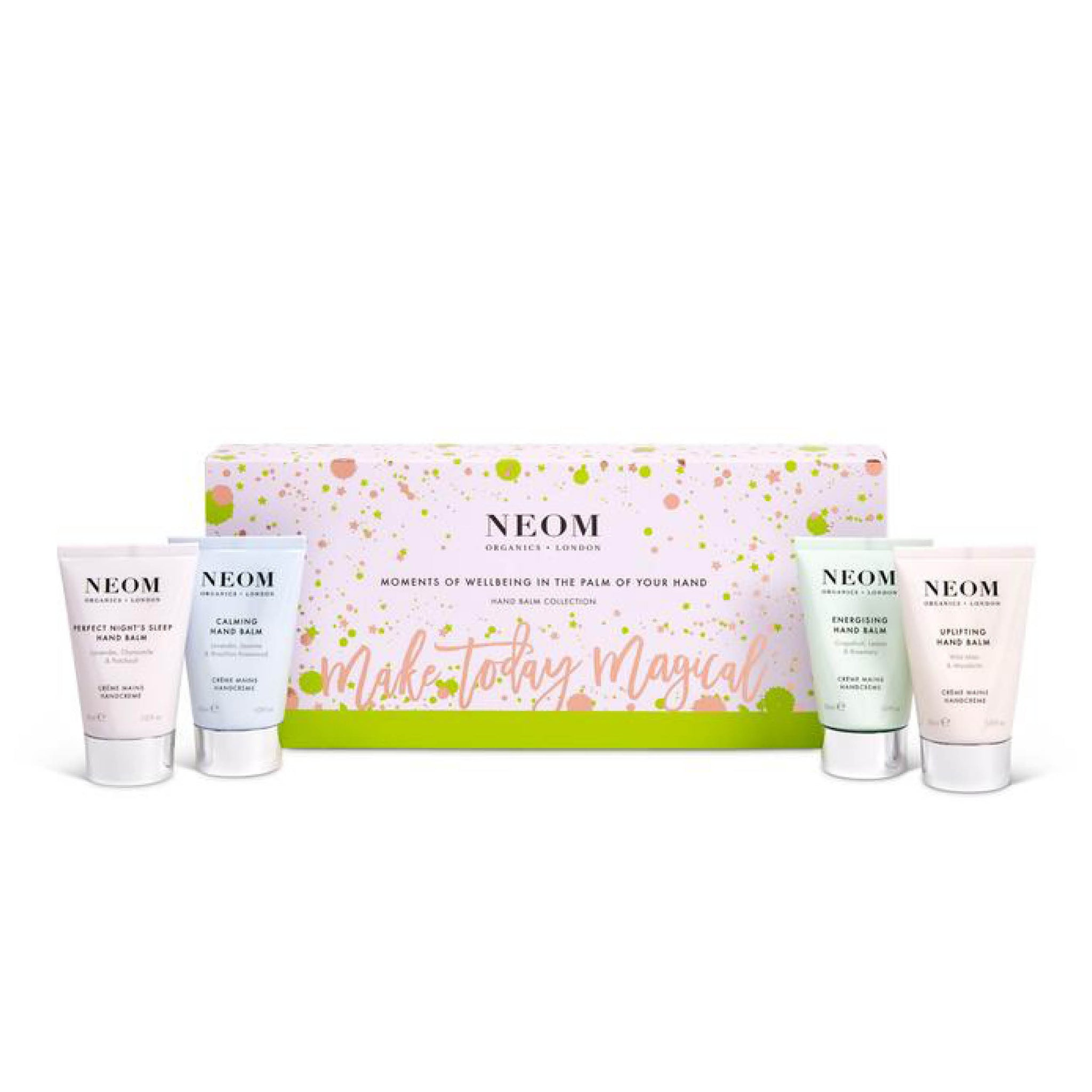 Neom Moments of Wellbeing in the Palm of Your Hand Gift Set