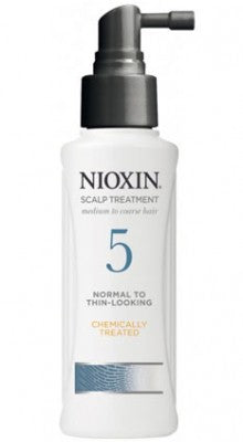 Nioxin Scalp Treatment System 5 100ml - Normal to Thin Looking Hair