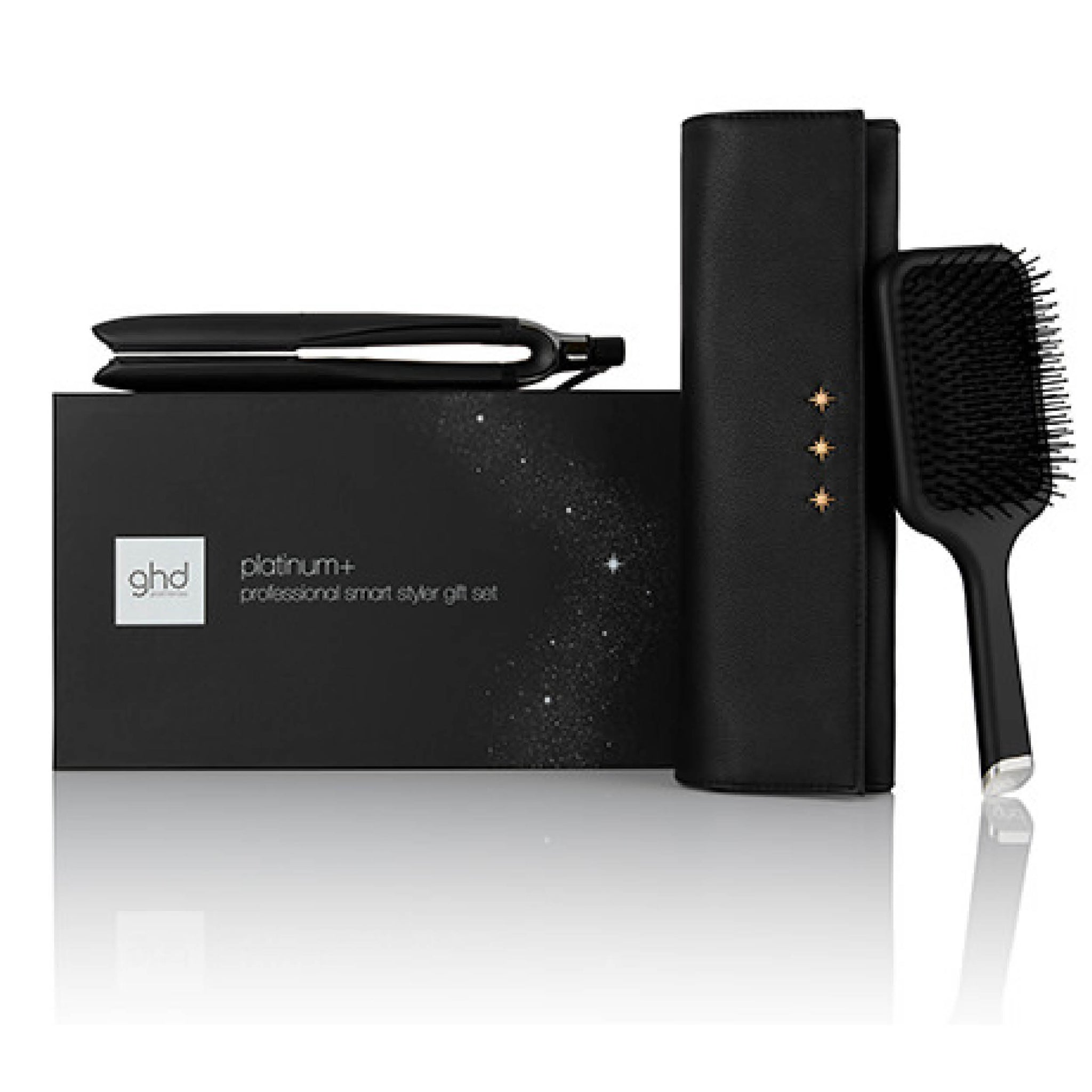GHD Platinum+ Professional Smart Styler Gift Set